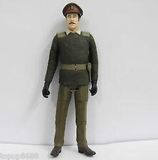#Da3~ Doctor Dr Who the BRIGADIER LETHBRIDGE STEWART Action figure LOOSE OLD