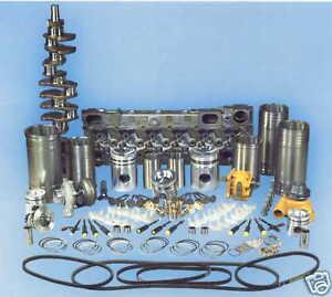 Details about Komatsu 6D95L Engine Overhaul Rebuild Kit