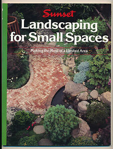 Landscaping Small Spaces Gardening Book By Sunset Pond Patio Roof Cobble Stones 70661037066 Ebay,Home Office Furniture Arrangement Ideas