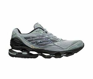 3f475b0834d7 Mizuno Wave Prophecy 6 Nova Silver x Silver Men Running Shoes ...