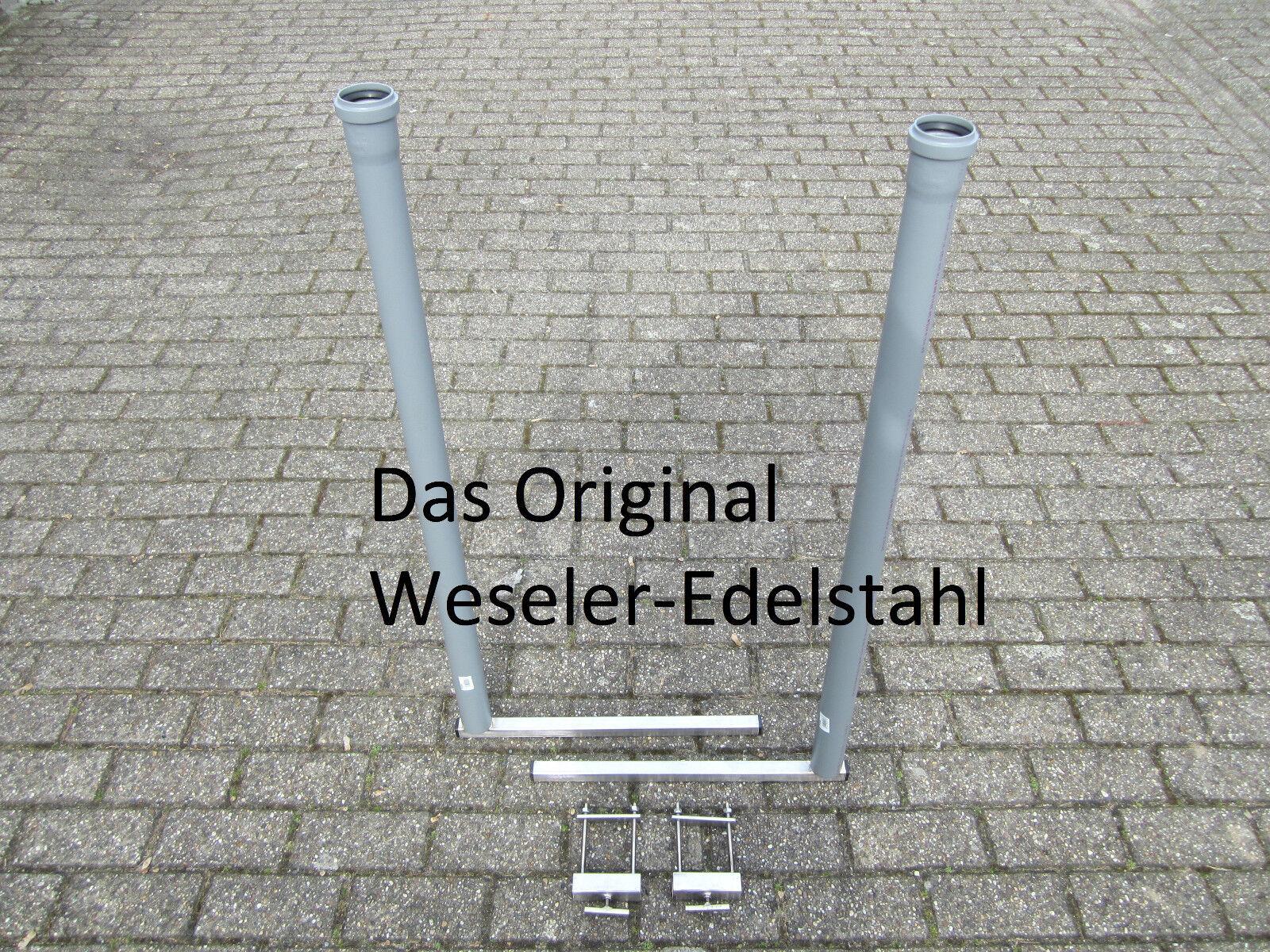 Sliphilfe / Trailerbegrenzung / Einfahrhilfe / Stiefeltrailer