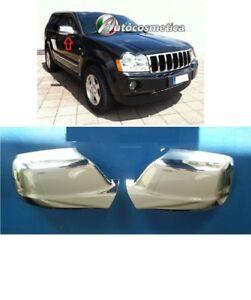 Cover-calotte-specchi-retrovisori-in-abs-cromo-Jeep-Grand-Cherokee-2005-2010