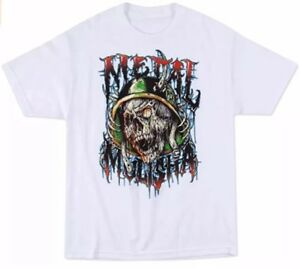 Metal-Mulisha-Men-s-Destroyer-Tee-T-Shirt-SIze-L