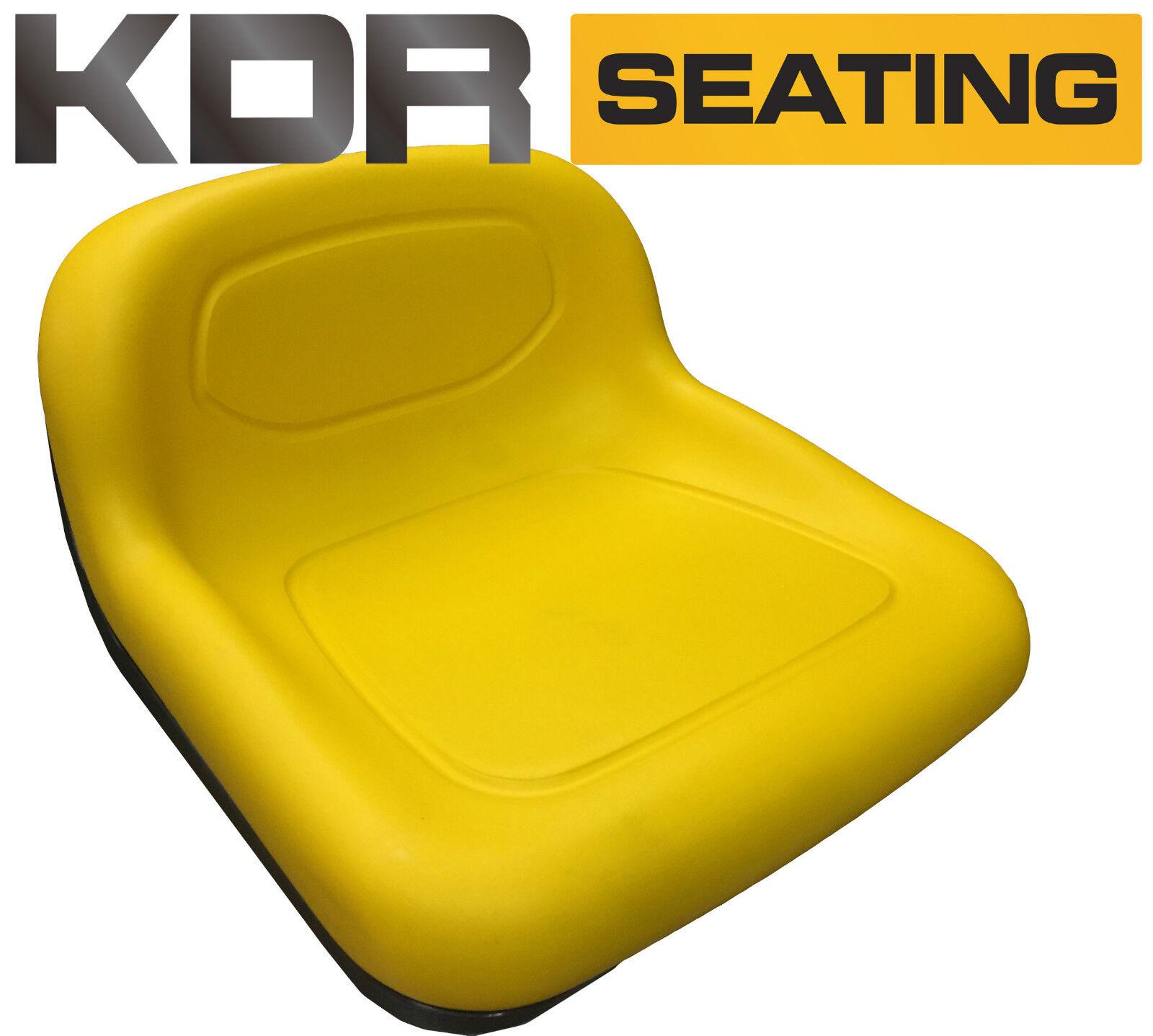 garanzia di qualità Vendita  Milsco Milsco Milsco XH110 MTD John Deere Ride Su Tosaerba Trattore SEAT Pan in PVC giallo  Nuova lista