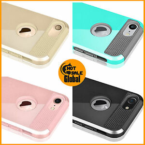 pretty nice 00035 14344 Details about For iPhone 7 Case Hybrid Hard Heavy Duty Shockproof Rubber  iPhone 6 7 Plus Cover