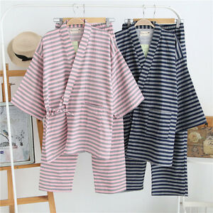 Chino-Japones-Oriental-Hombre-Marciales-Kung-Fu-Kimono-Pijama-Pijama-menpjs2526