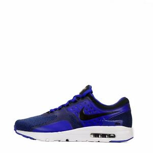 Details about Nike Air Max Zero Essential Men's Shoes BlackBlue