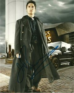 Torchwood-John-Barrowman-Autographed-Signed-8x10-Photo-COA