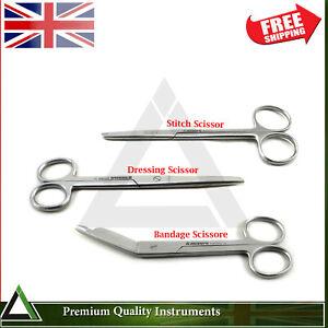 Dental Surgical Instruments Medical Oral Operating Lister Bandage Scissors Tools
