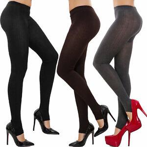 Collant-donna-calze-pantacollant-leggings-con-tallone-invernali-TOOCOOL-P316