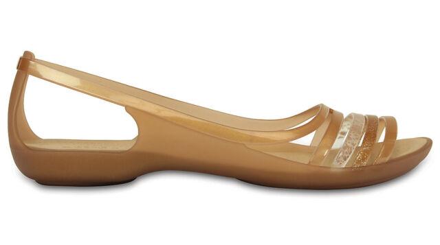 9d16a7a8979a15 Crocs Isabella Huarache Sandal Womens Shoes Sandals Slides ...