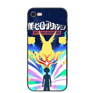 Funda-Hero-Academia-mha-My-iPhone-5-5S-SE-6-6S-7-8-Plus-XS-XR-XS-Max-X