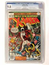 Marvel Comics X-Men #109 (1978) 1st Weapon Alpha CGC 9.8 White Pages BP501