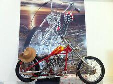 Harley Davidson The Billy Bike Chopper Easy Rider Motorcycle 1:10