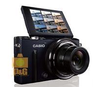Boxed Casio High Speed Exilim Ex-10 Ex10 Camera