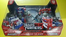Hasbro Transformers: Optimus Prime Leader for the Ages Transformers 2-Pack 2007