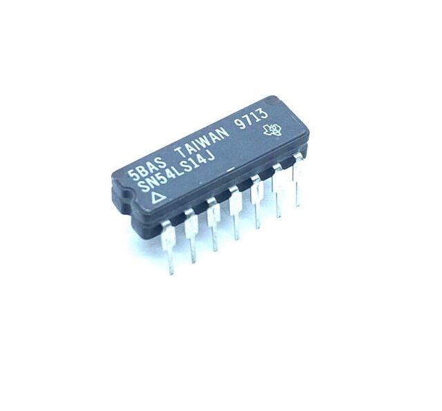 5x SN74HC02N NOR-Gatter 4-fach 2 Eingänge DIP14 von Texas Instruments