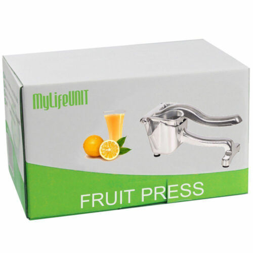 Manual Hand Orange//Lemon Squeezer Citrus Press Fruit Juice maker Lime Juicer US