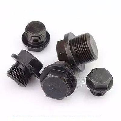 M33 Oil Drain Plug Allen Head Hex Socket Screws Repair Bolts Select Size M8