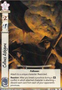Yoritomo Legend Of The Five Rings L5R Alt Art