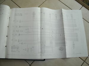 image is loading 1985-lincoln-continental-oem-12-x-25-foldout-