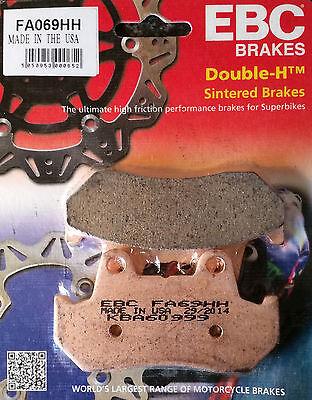 CBX 250 RSE 84 FA069HH EBC Front Brake Pads