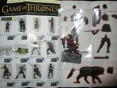 MCFARLANE game of thrones série 1 Tyrion Lannister Collectible Figure Blind Bag