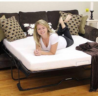 Sleeper Sofa Mattress Replacement Memory Foam Queen Size