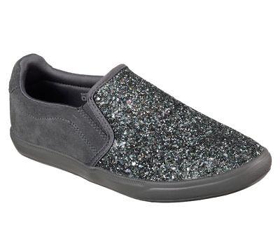 skechers slip on comfort sneakers