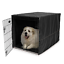 MidWest-Dog-Crate-Cover-Privacy-Dog-Crate-Cover-Fits-MidWest-Dog-Crates-Mac thumbnail 1