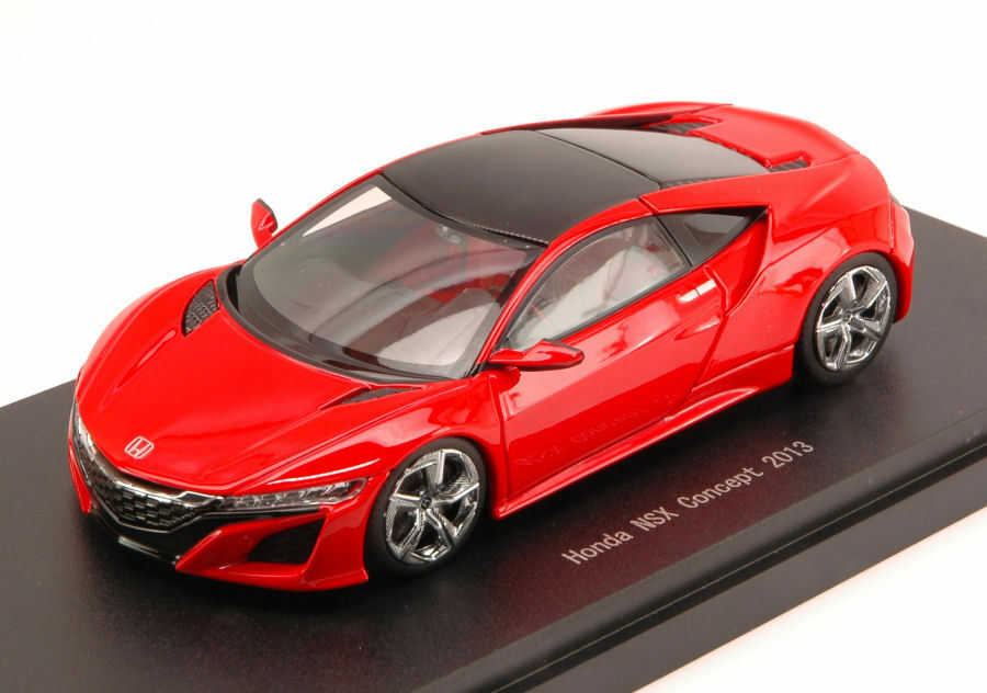 HONDA NSX Concept 2013 Red 1:43 MODEL 45318 ebbro