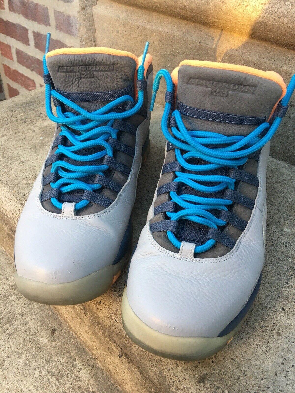 """Air Jordan 10 Retro """"Bobcat"""" (310805-026) Sz. 11.5"""