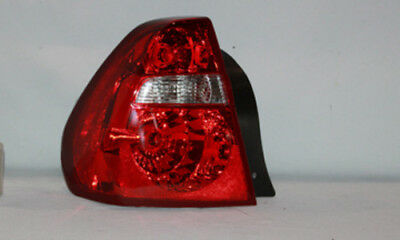 Tail Light Assembly Compatible with 2004-2008 Chevrolet Malibu Includes 2008 Classic Driver Side