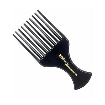 Kent SPC86 Afro Hair Comb Salon Quality Anti static Heat Resistant Unbreakable