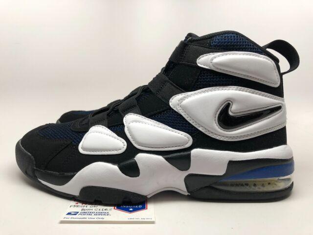 f8488dff0a3 Nike Air Max2 Uptempo  94 Men Size 11 Black White Royal Blue 922934 ...