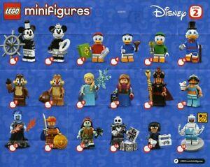 Edna NEUF NEW LEGO Figurine Minifigure 71024 Série Disney 2 Series Frozone