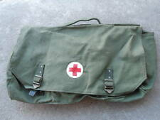 Swedish Army Red Cross Bicycle Bags