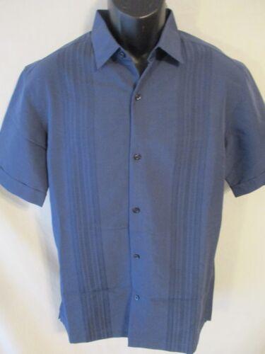 Claiborne Rayon Size S Square Hem Button-Front Retro Shirts SR$20 NEW