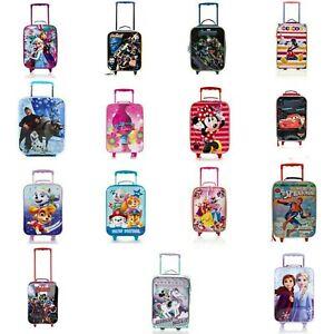 Marvel Comics Spider-Man Soft Side Trolley Kids Luggage Case 16 Inch