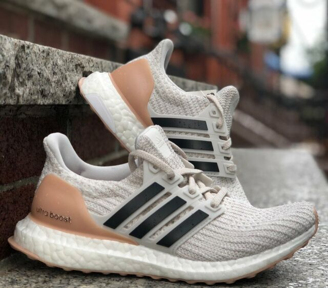 47c84158b59cc adidas Ultraboost 4.0 BB6492 Women Running Shoes Show Your Stripes SNEAKERS  7 US