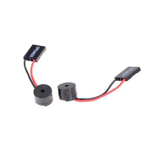 2pcs Mini-Stecker-Lautsprecher für PC-Computer-Motherboard-Summer-Signalton-UE