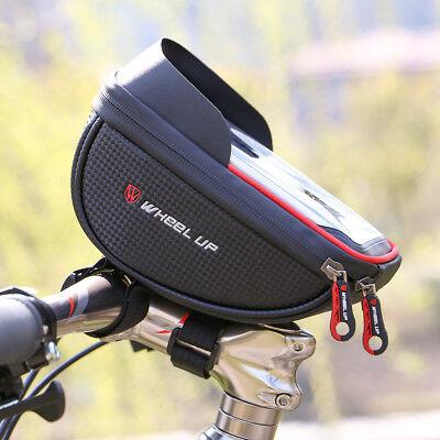 brand new b3d39 15f52 Waterproof MTB Bike Bicycle Handlebar Holder Mount Bag Case For ...