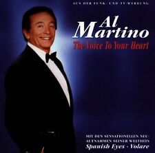 Al Martino Voice to your heart (1993, Bohlen) [CD]