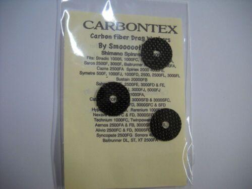 Carbontex Bremsscheiben Shimano Aspire 1000FA