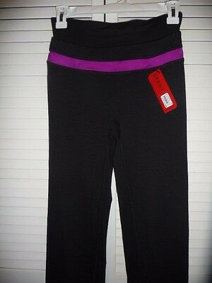 NWT Spanx Shapewear Power Pants Color Band 2386 Yoga Workout Active Gear Ret$118