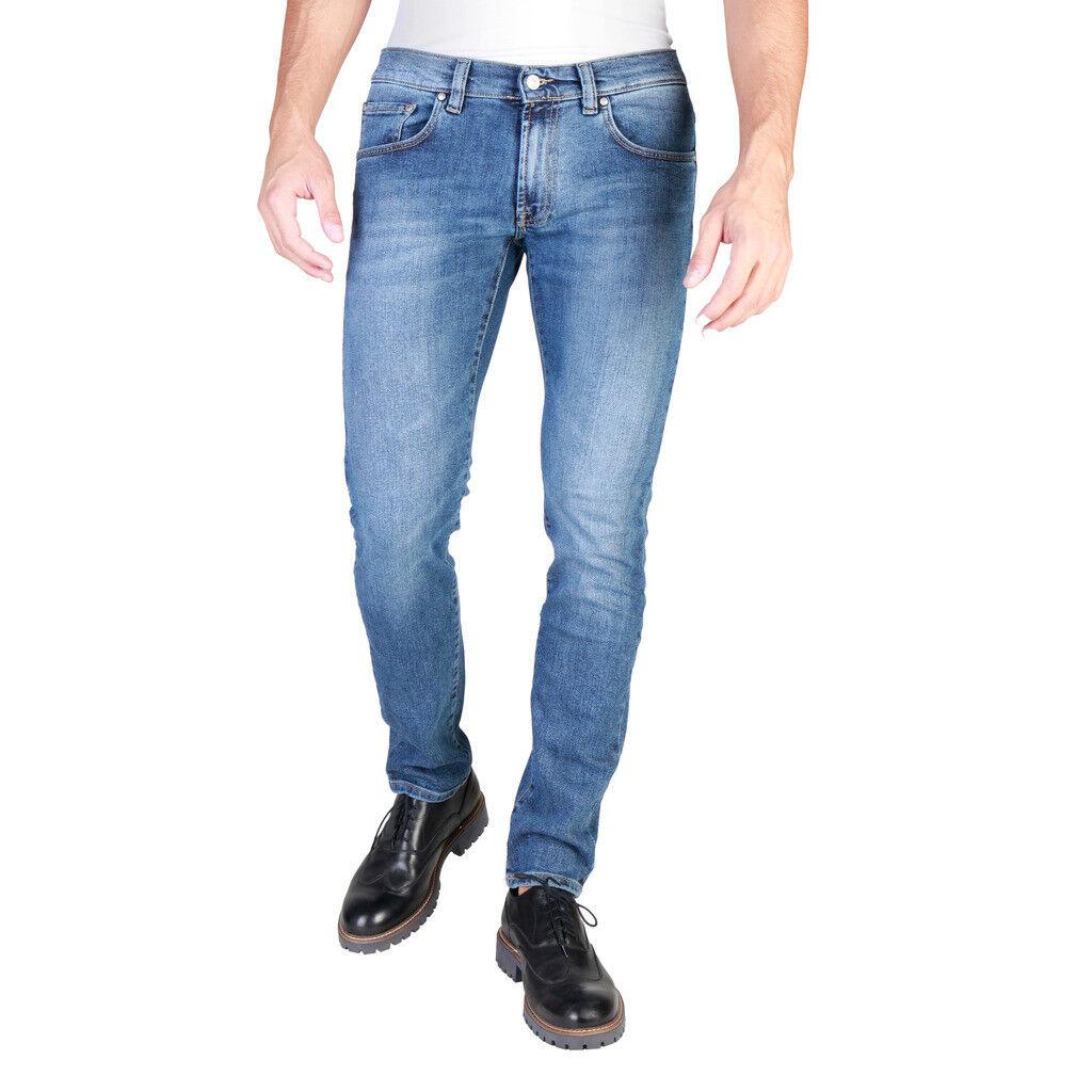 MEN'S JEANS SLIM FIT SKINNY CARRERA ART.737 970A COL.712 LEG NARROW CASUAL