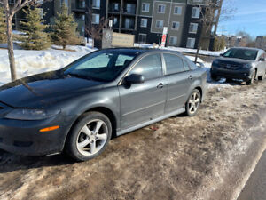 2004 Mazda6 For Very Quick Sale!!!