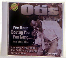 I've Been Loving You Too Long & Other Hits by Otis Redding (CD, Jun-1997)