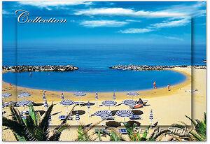 CARTOLINA-MARE-SEA-SPIAGGIA-SCOGLITTI-VITTORIA-SICILIA-SICILY-POSTCARD