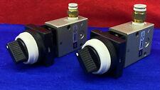 1 Lot Qty Of 2 Smc Vm22 Mechanical Valves
